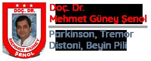 Doç. Dr. Mehmet Güney ŞENOL